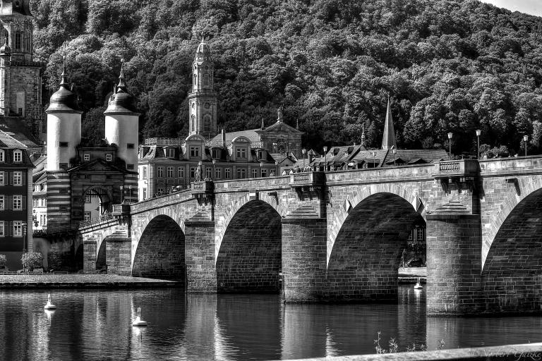 Heidelberg - Alte Brücke 2015